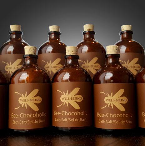 Bee-Chocoholic Bath salt/Sel de Bain
