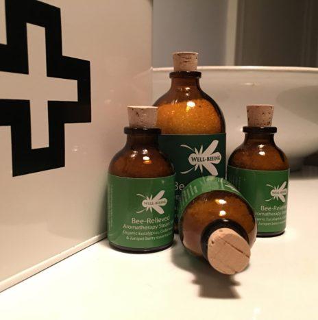 Bee-Relieved aromatherapy Bath salt