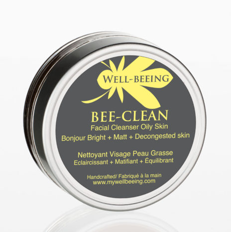 Bee-Clean facial Cleanser for oily skin