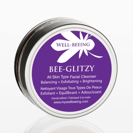 Bee-Glitzy Facial Cleanser for normal skin