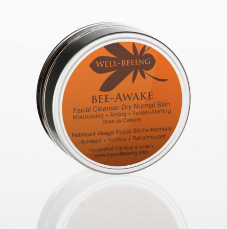 Bee-Awake Facial Cleanser for Dry to Normal Skin